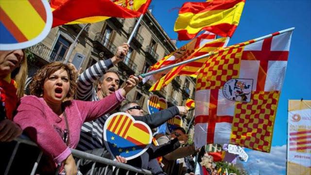 La crisis de Cataluña impactó en la economía menos de lo esperado