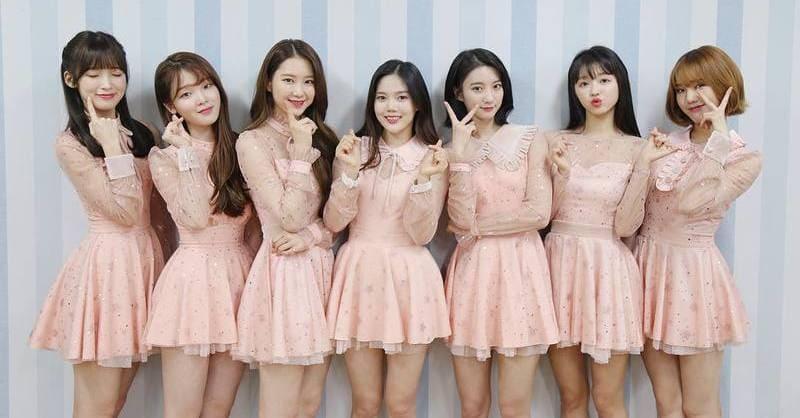 Mimi, YooA, Seunghee, Binnie, Oh My Girl,