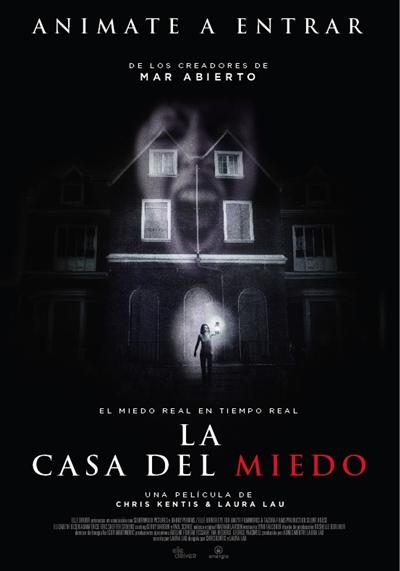 La casa del miedo dvdrip espa ol latino pel cula terror - Casas de peliculas ...