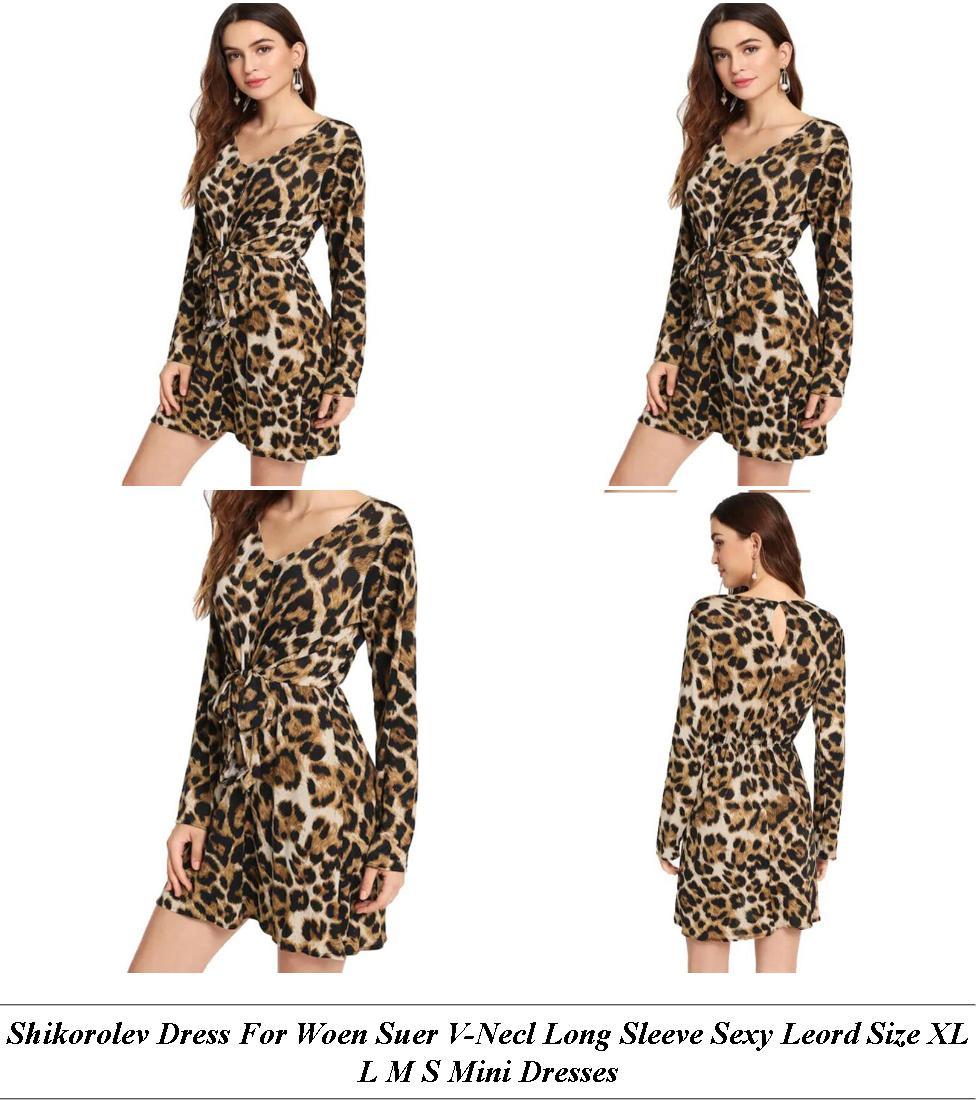 Off The Shoulder Dress Long Sleeve - Uy Pakistani Designer Clothes Online Uk - Lace Prom Dress Short