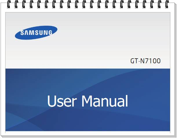 Verizon Samsung Galaxy Note 2 User Manual Pdf