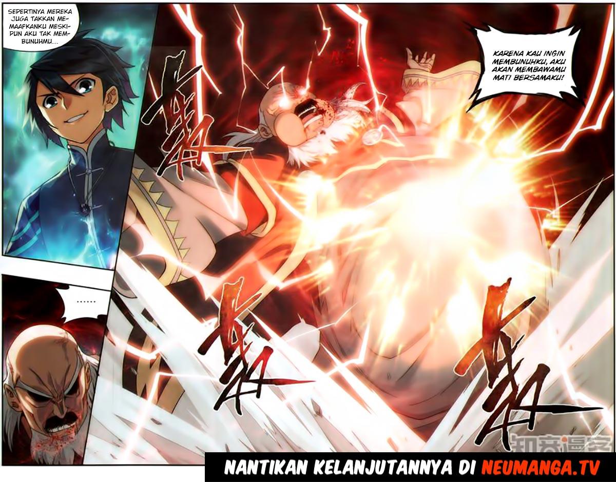 Baca Komik Manga Battle Through The Heavens Chapter 225 Komik Station