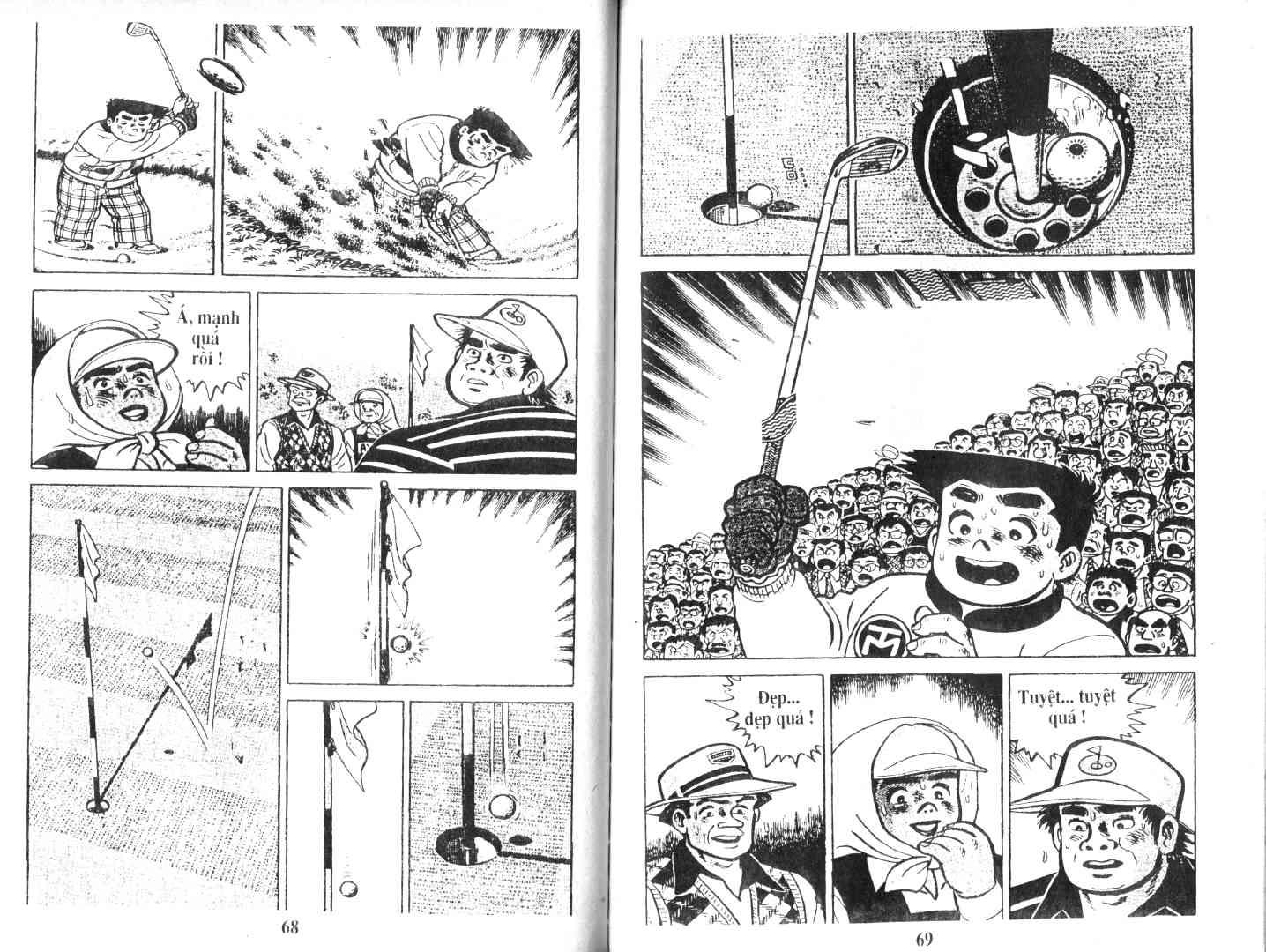 Ashita Tenki ni Naare chapter 41 trang 33
