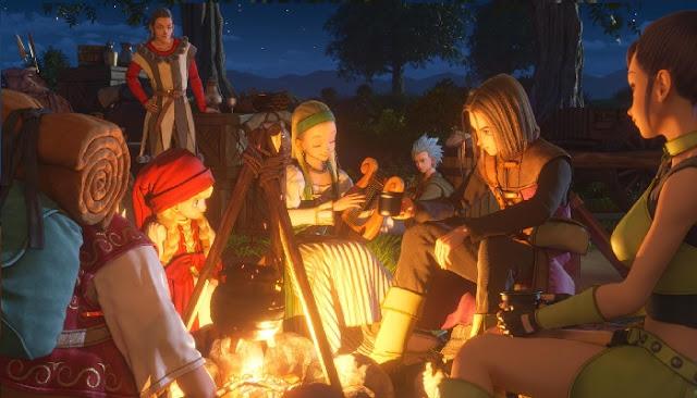 وضع Orchestral Overhaul متوافق الآن مع الاصدار الجديد لـ Dragon Quest XI: Echoes of an Elusive Age
