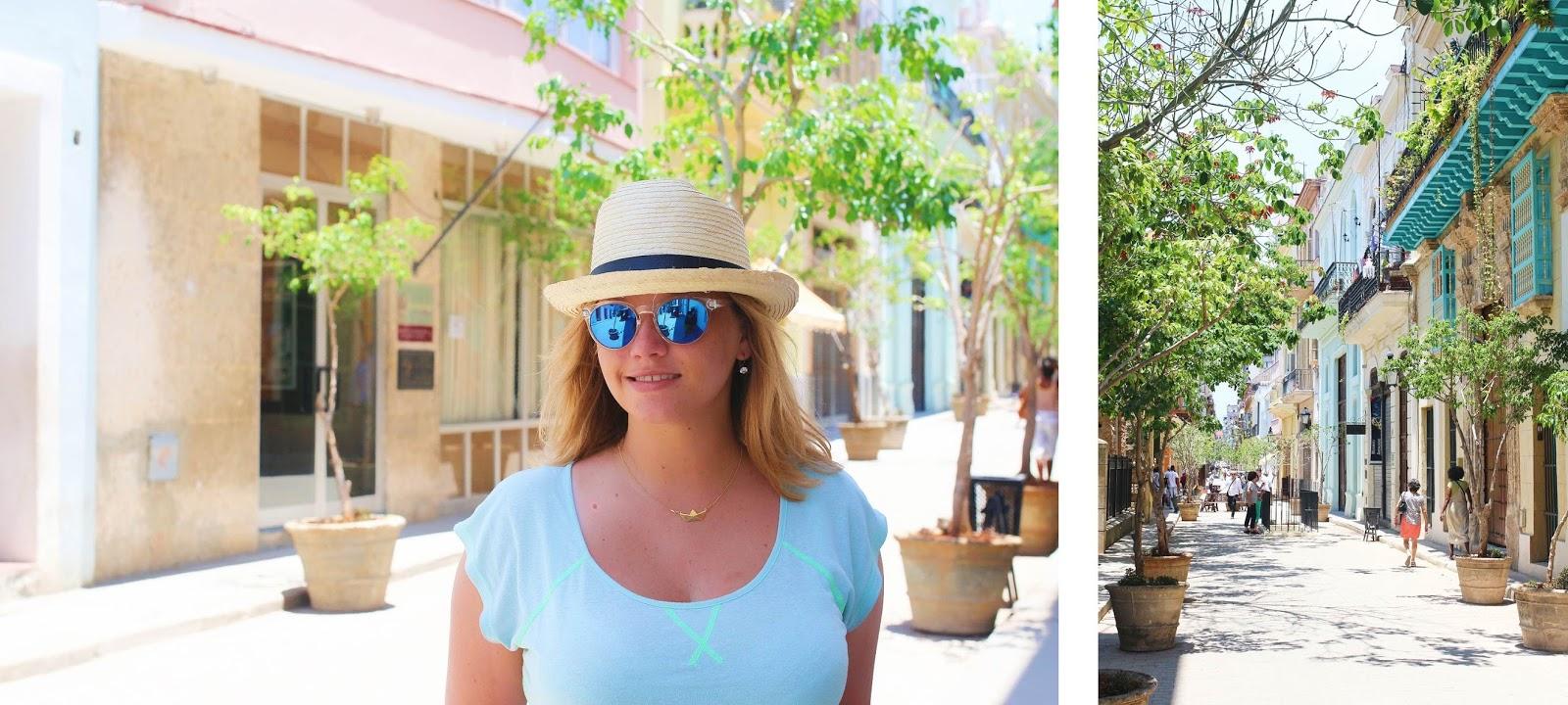 Bettina en escapades - La Havane - Cuba