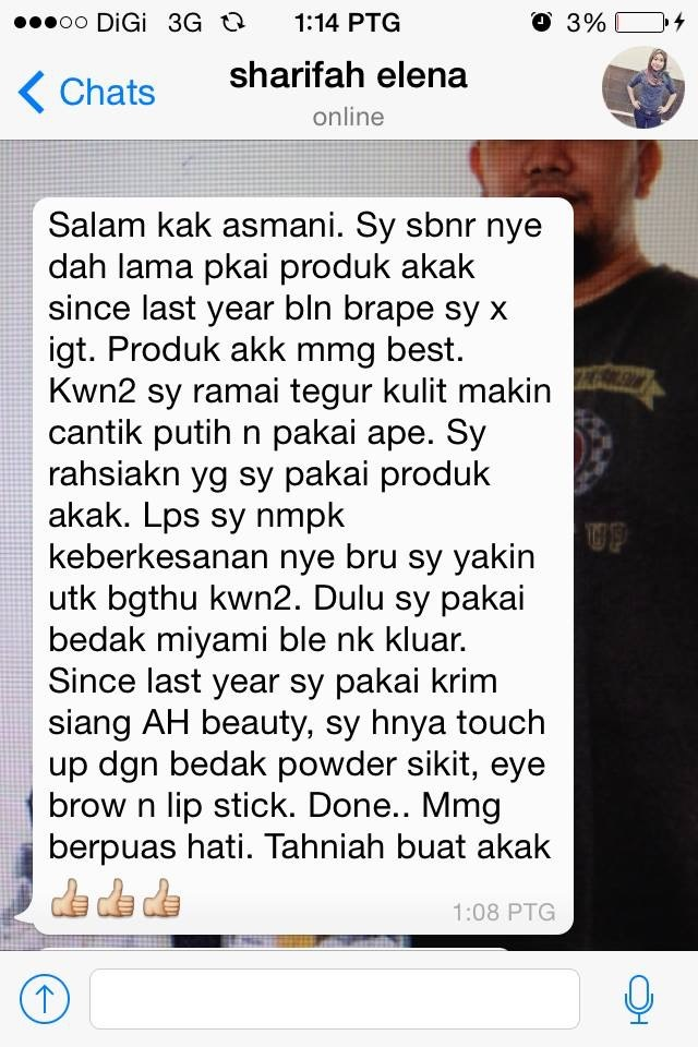 review ah beauty