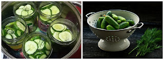 Greičiausias agurkų marinavimas
