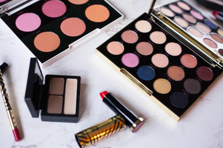 Urban Decay x Gwen Stefani blush palette, eyebrow kit and lipstick review