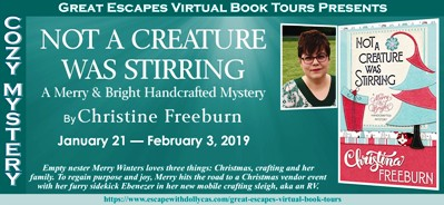 Upcoming Blog Tour 1/27/19