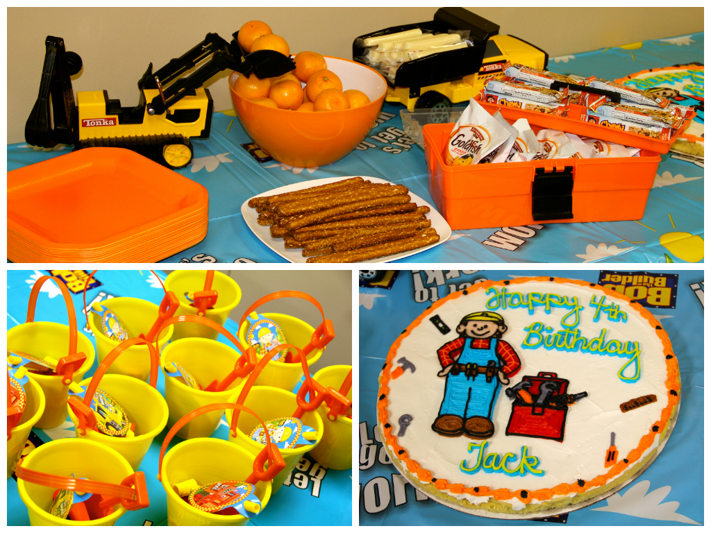 Highlands Ranch Mom: Home Depot Birthday Party