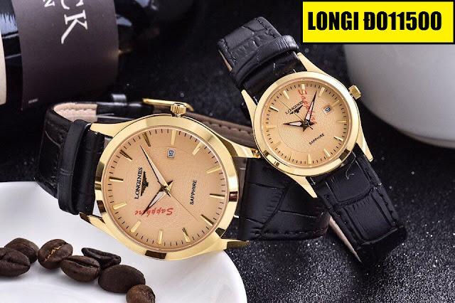 Đồng hồ dây da Longines D011500
