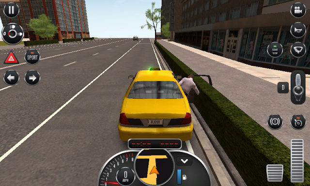 Taxi Sim 2016 Mod Apk Terbaru