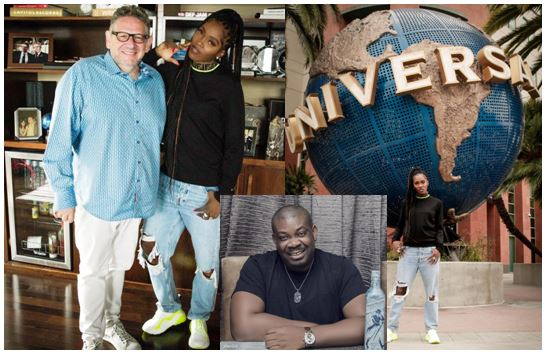 7 Reasons Why Universal Music Group stole Tiwa Savage from Mavin Records.