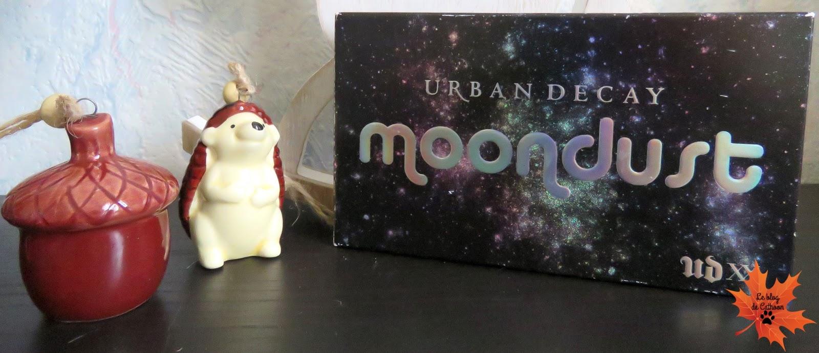 Moondust - Palette de fards à paupières - Urban Decay