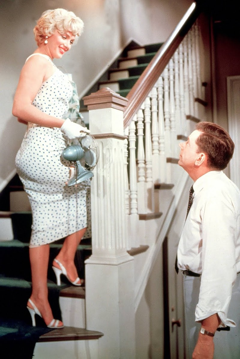 CLASSIC MOVIES: THE SEVEN YEAR ITCH (1955)
