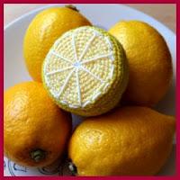 Limones amigurumi