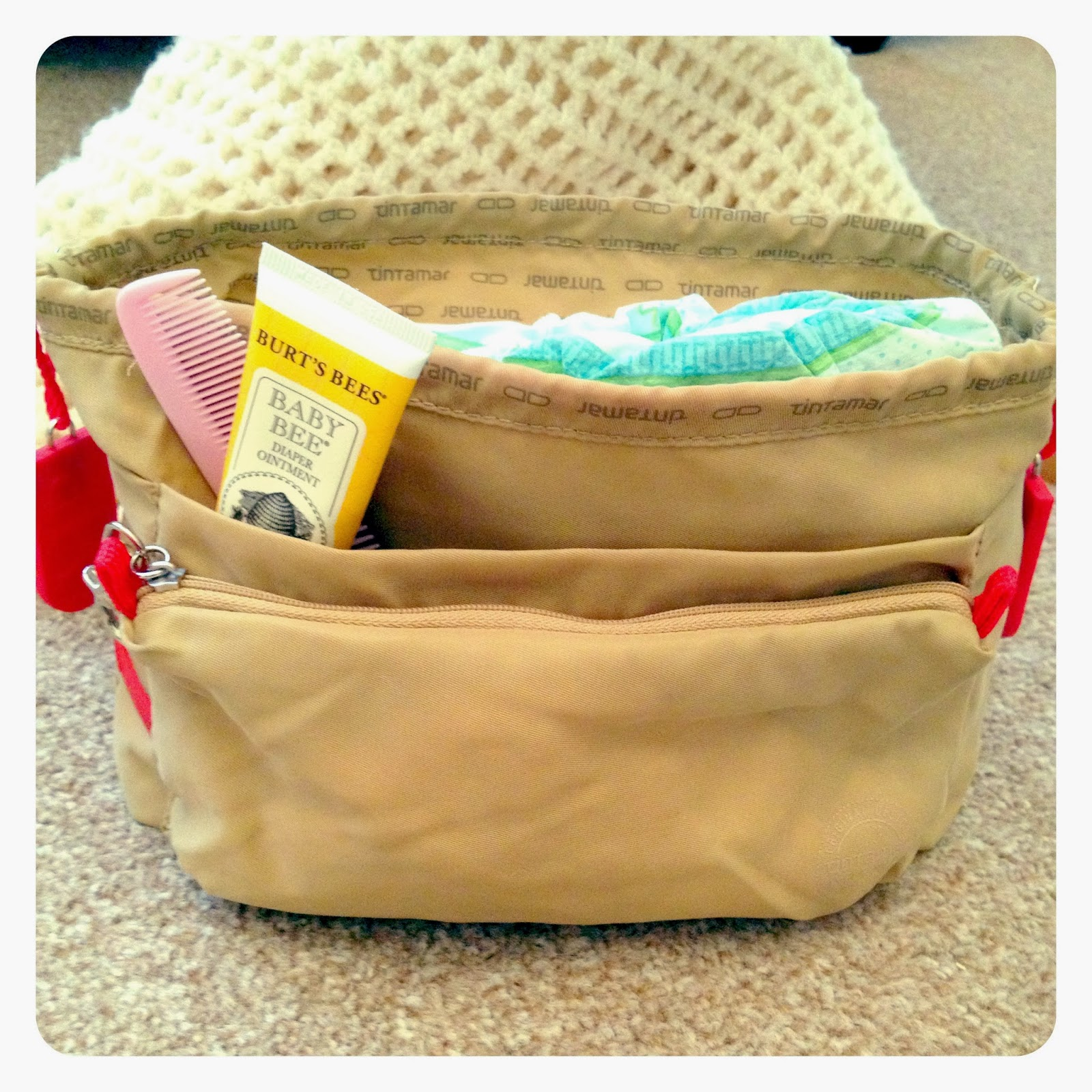 A handbag essential every mother needs! | V. I. BAG