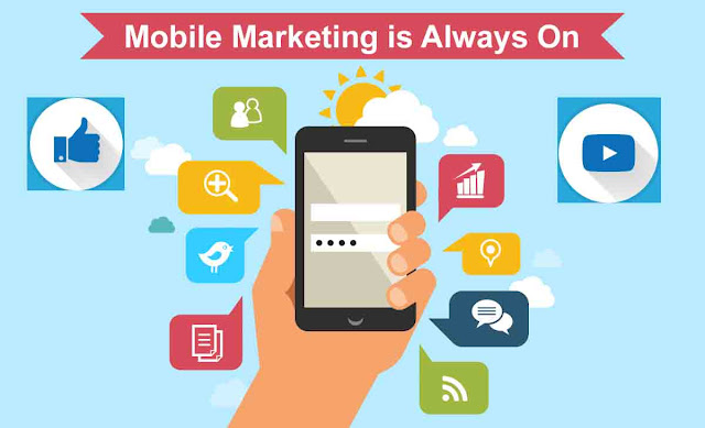 Top-10-Digital-Marketing-Job-Opportunities-Step-by-Step-2019, Mobile-Marketing