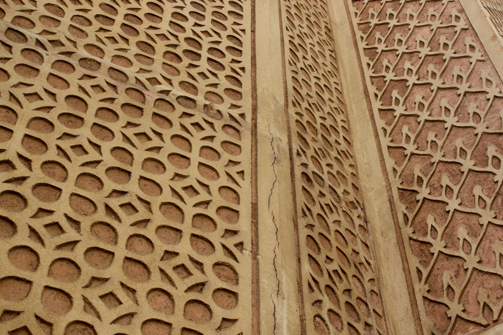 Patterns and Details of Segovia | Surface and Matter