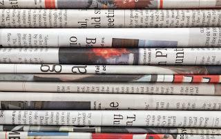 Qual foi o primeiro jornal da história?