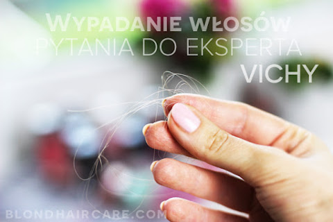 Wypadanie włosów | Wywiad z ekspertem Vichy - czytaj dalej »