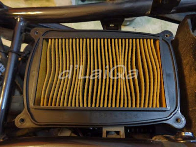 Saringan Udara (Air Filter) Yamaha V-ixion