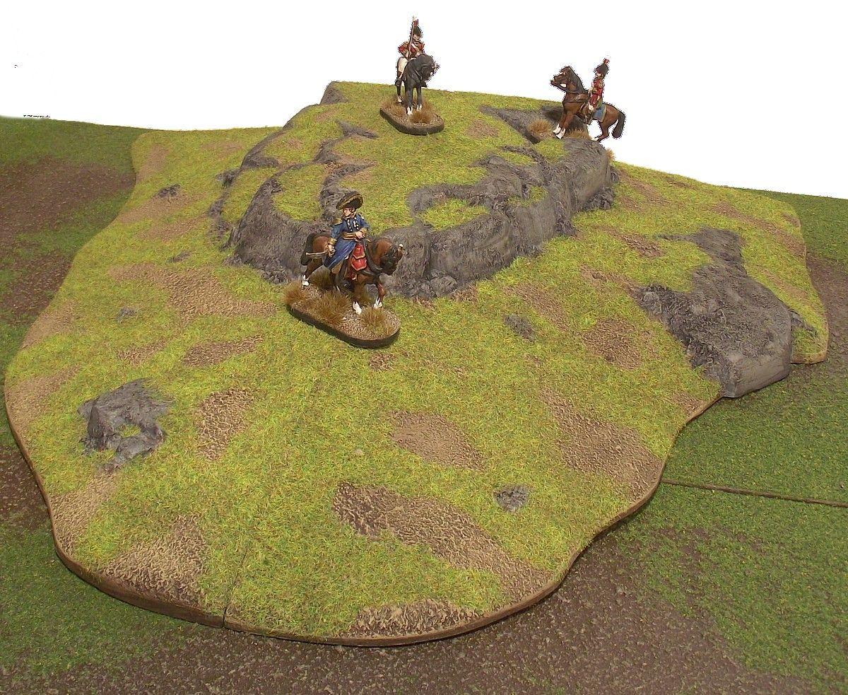 Adventures in Miniature Gaming: Terrain and commanders
