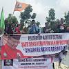 Massa Pendukung Anies Baswedan Gelar Aksi di Balai Kota : Lawan Ketidakadilan!