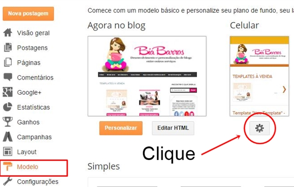 Transformando o blog em responsivo