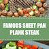 Famous Sheet Pan Flank Steak