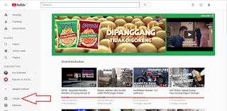 cara membuat akun youtube CMA