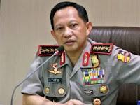 Kapolri Tito Siap Dicopot Jika Penangkapan Teroris Upaya Pengalihan Isu