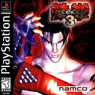 โหลดเกม Tekken 3 .iso