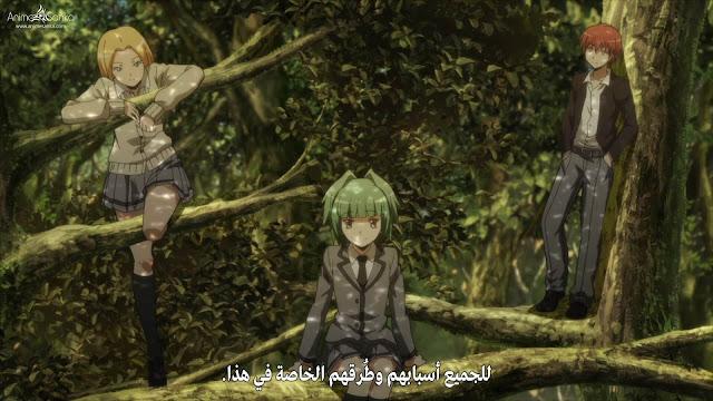 انمى Ansatsu Kyoushitsu الموسم الثاني BluRay مترجم أونلاين كامل تحميل و مشاهدة