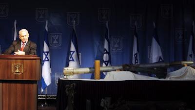 la proxima guerra benjamin netanyahu discurso embajadores exteriores ashkelon israel misil cohete