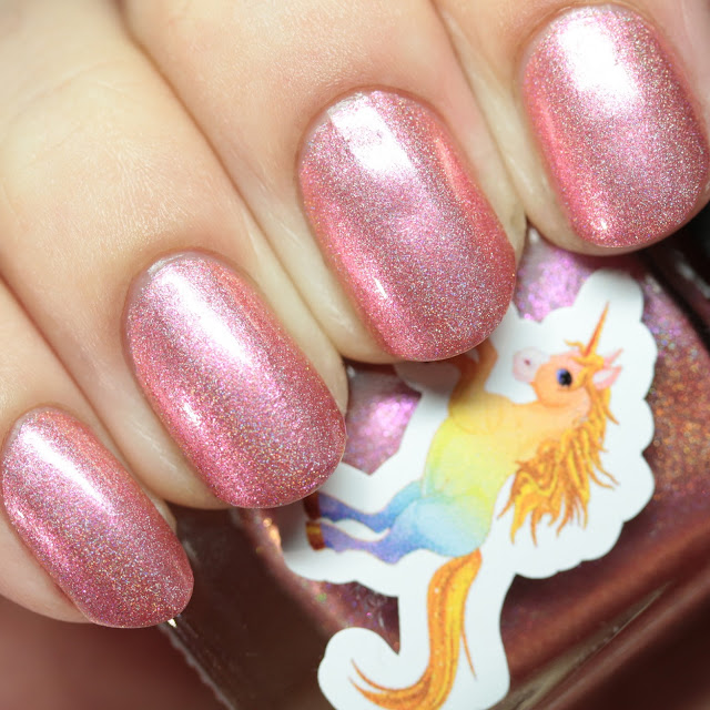 Grace-full Nail Polish Unicorn Rules
