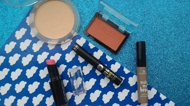 5 productos de maquillaje por menos de 5 €