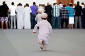 Ajarkan Anak Memuliakan Masjid