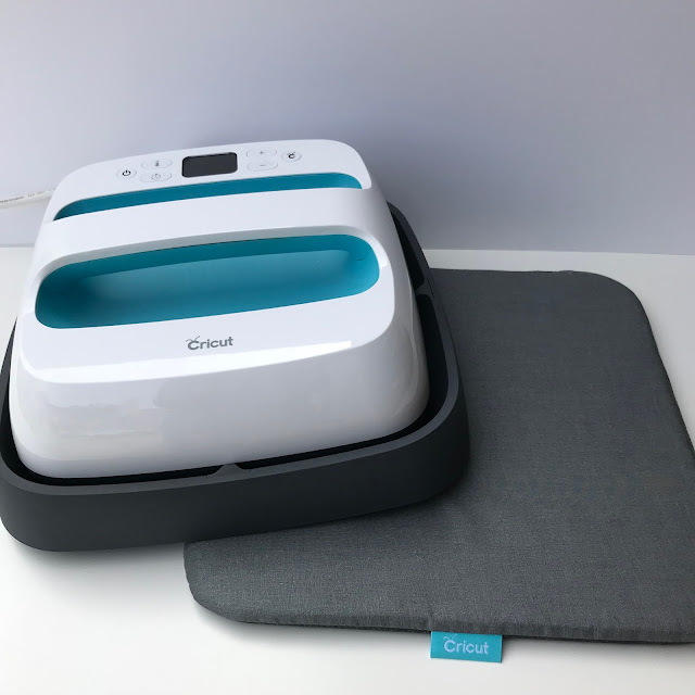 Check out the Cricut EasyPress and the NEW EasyPress Mat!