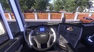 Iveco Hi-Way Contrast interior
