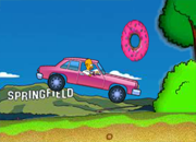 Homero Donut Run 2
