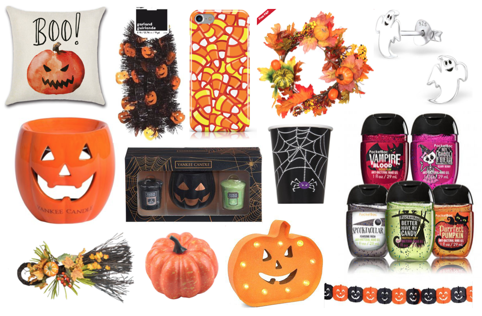 Halloween Favourites on eBay