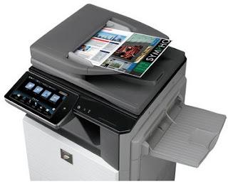 Sharp MX-2640N Scanner Driver Download