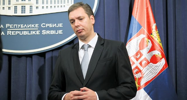 Vucic: Wir wissen, was Mazedonien gemacht hat, und das tut man Freunden nicht an