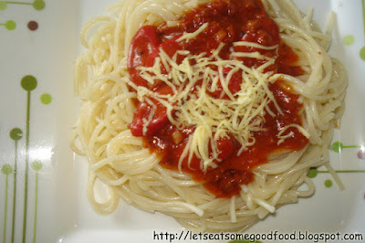 Spaghetti+Bolognese - Filipino Spaghetti Recipe