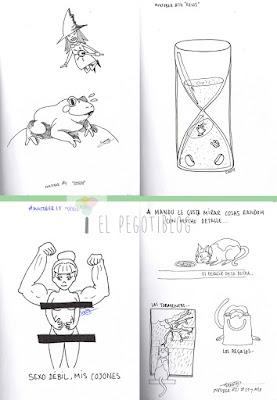 Ilustraciones El Pegotiblog 2