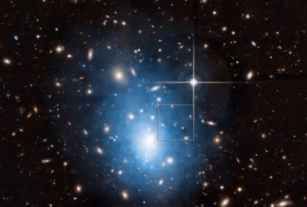 Black Hole eats a star in Dwarf Galaxy ~ Tracktec