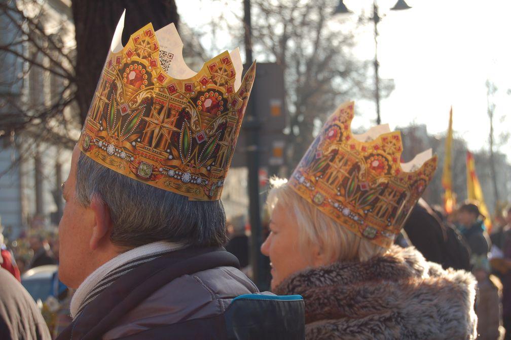 Niby wszyscy królowie na Wawelu leżą, a dziś w Krakowie … ORSZAK TRZECH KRÓLI