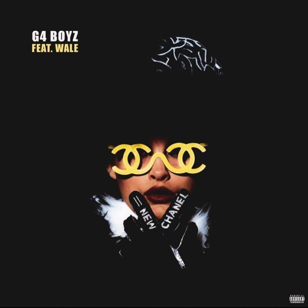 G4 Boyz Ft. Wale – New Chanel (Audio)