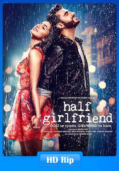 Half Girlfriend 2017 Hindi 480p NF WEBRip 400MB Download